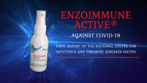 Enzoimmune Active against Covid-19